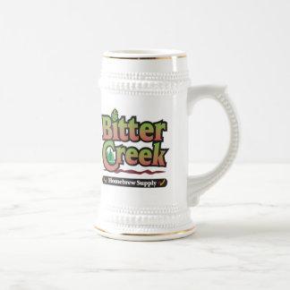Brew casero Stein de la cala amarga Jarra De Cerveza