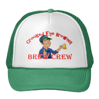 Brew Crew Trucker Hat