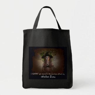 Brew de las brujas bolsas