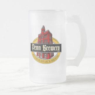 Brew de Penn Taza De Cristal