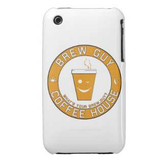 Brew Guy 3G/3GS iPhone Case iPhone 3 Cover