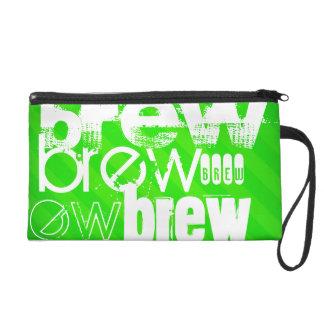 Brew; Rayas verdes de neón