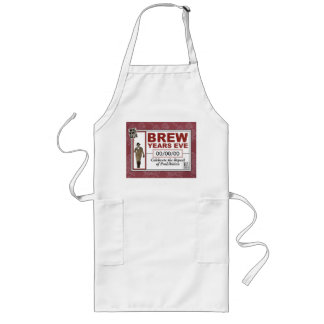 Brew Year's Eve Long Apron