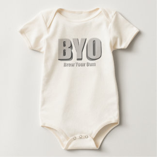 Brew Your Own Beer Baby Bodysuit