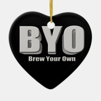 Brew Your Own Beer Ornaments