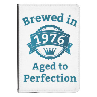 Brewed in 1976 Aged to Perfection Kindle Touch Case