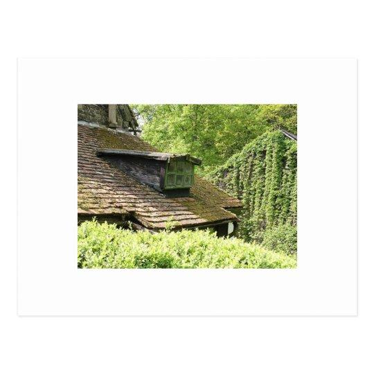 Brewells Farm Thatch Postcard