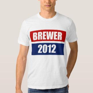 BREWER 2012 T SHIRT