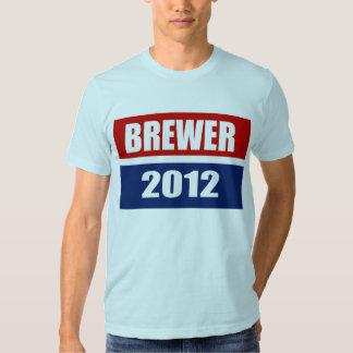 BREWER 2012 T-SHIRTS