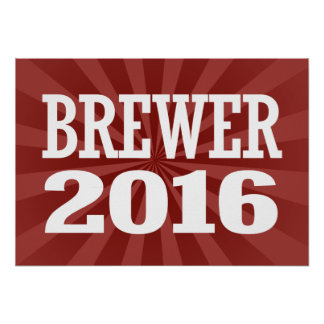 BREWER 2016 POSTER