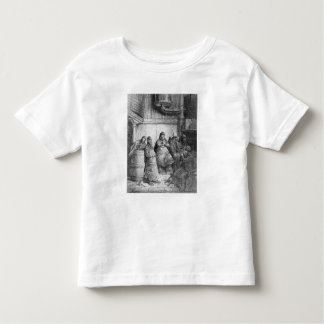 Brewers at Rest Toddler T-shirt