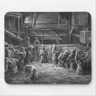 Brewers at Work Mouse Pad
