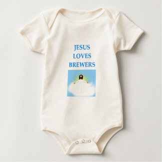 BREWERS BABY BODYSUIT