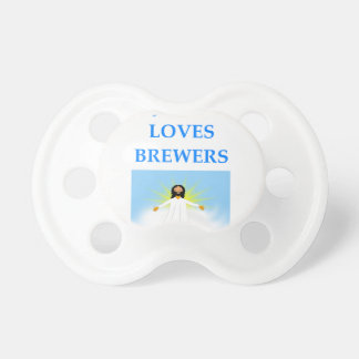 BREWERS PACIFIER