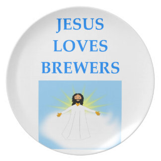BREWERS PLATE