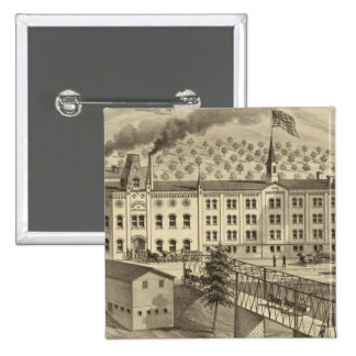 Brewery and malt house of A Reymann Button