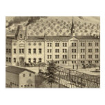 Brewery and malt house of A Reymann Postcard