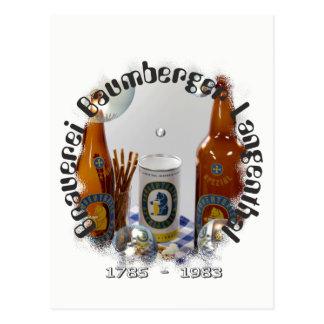 Brewery Baumberger Langenthal postcard