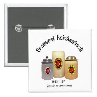 Brewery Reichenbach Berne button