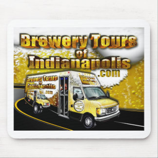 Brewery Tours of Indianapolis Mouse Pad