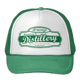Brewery y destilería del Dr. Brody Gorro