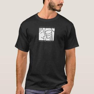 Brewfest 16 white logo on black shirt w/ text back