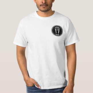 Brewfest 17 - Value T-shirt - White