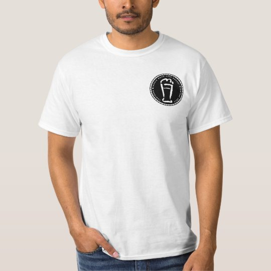 Brewfest 17 - Value T-shirt - White