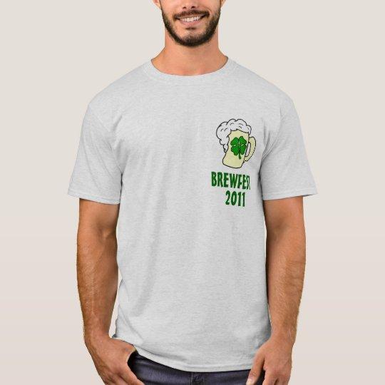 Brewfest 2011 light T-Shirt