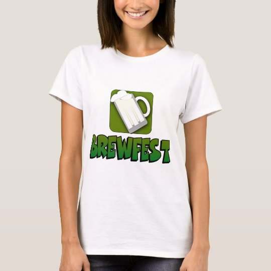 Brewfest Woman's T Shirt