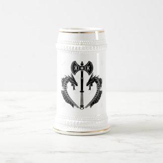 brewing jar beer stein