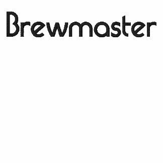 Brewmaster Camiseta Polo Bordada