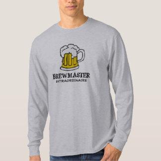 ¡Brewmaster Extraordinaire! Playera