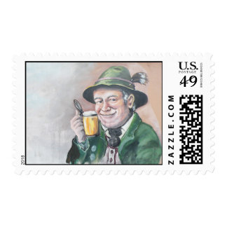 Brewmaster Postage Stamps