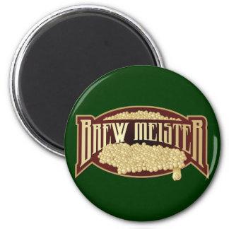 BrewMeister 2 Inch Round Magnet