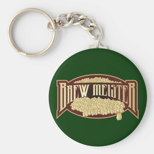 BrewMeister Key Chains