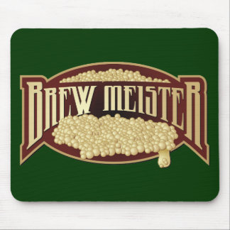 BrewMeister Mouse Pad