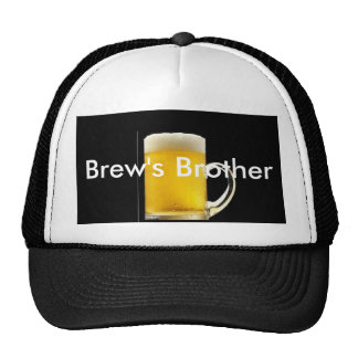 Brew's Brother Trucker Hat