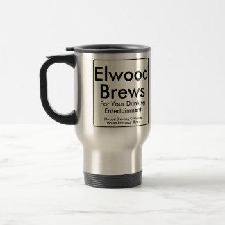 Brews de Elwood Tazas De Café