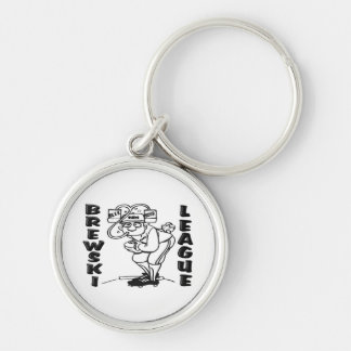 Brewski League Keychain