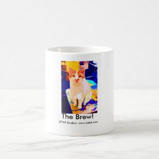 "Brewskie-Butt-""The Brew!""-Mug Coffee Mug"