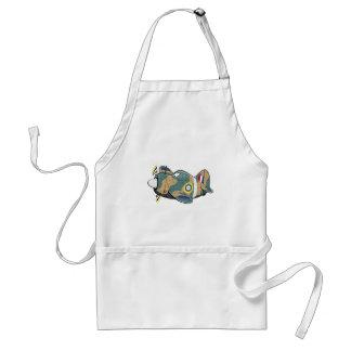 brewster buffalo adult apron