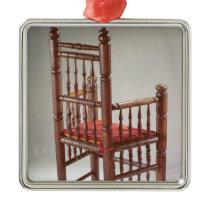 Brewster Chair Metal Ornament