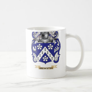 Brewster Coat of Arms (Family Crest) Mugs