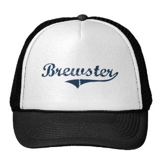Brewster New York Classic Design Mesh Hat