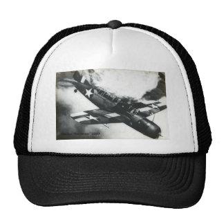Brewster SB2A Buccaneer Trucker Hat