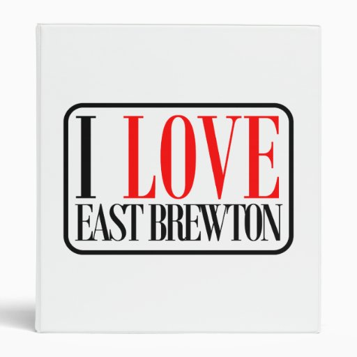 "Brewton del este, Alabama Carpeta 1"""