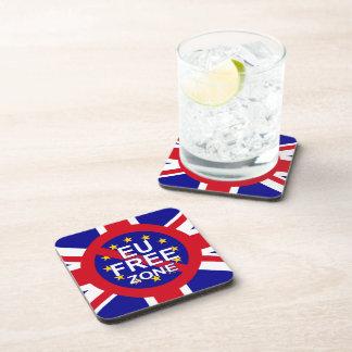 Brexit Drink Coaster