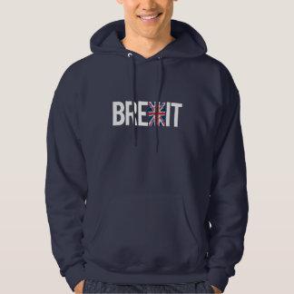 BREXIT -- -  HOODED SWEATSHIRT