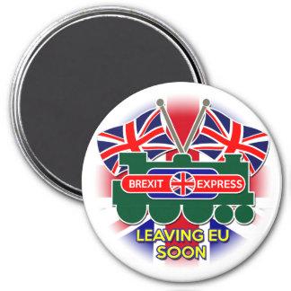 Brexit Imán Redondo 7 Cm